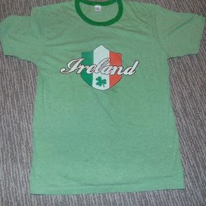 GREEN IRELAND SHIRT  ☘️